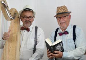 Wolfgang Kescher & Heinz-Peter Lehmann
